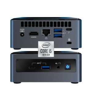 CPU NUC de INTEL i5 de Alto Rendimiento